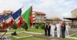 Cérémonie Place du Coq en souvenir des «victimes et héros de la déportation»