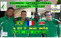 Tournoi international de Beach Volley