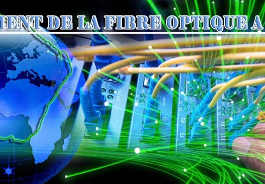 Développement de la fibre optique