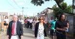 Le maire de Cayenne et le préfet de la région Guyane en visite au Village Chinois