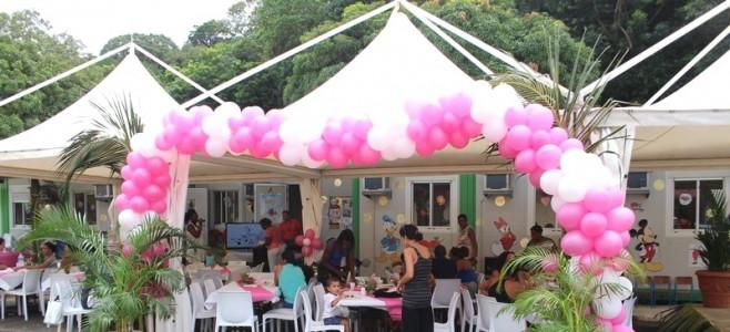 Garden party récréative des Petits Géants