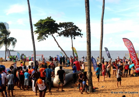 Cayenne Beach Village 2016