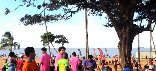 9 ème édition du Cayenne Beach Village à l'Anse Montabo