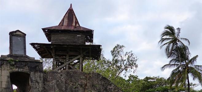 Les origines du Fort Cépérou et de la ville de Cayenne