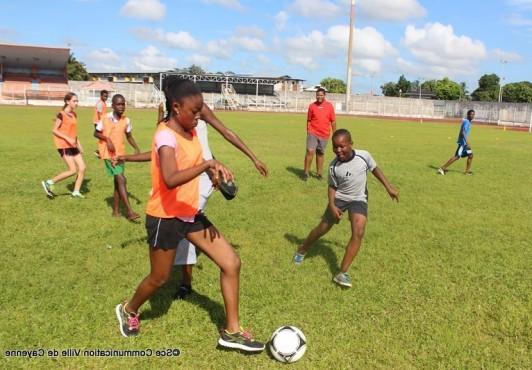 Cayenne Podium Vacances 2016