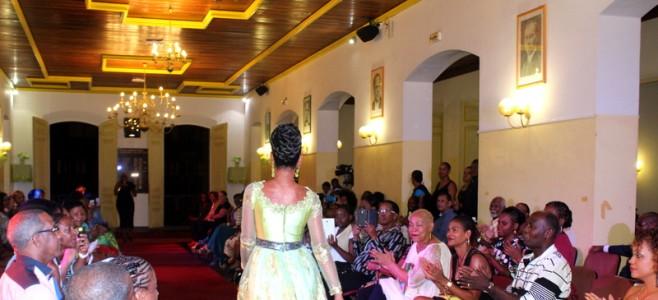 L'association Mo fait son Show à l'Hôtel de Ville