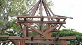 Histoire de la Pagode du Fort Cépérou