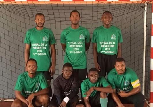 5ème édition du Futsal de la Prévention