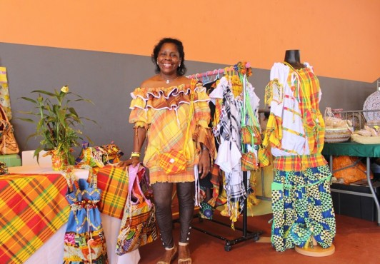 Marché Artisanal et Artistique de Cayenne 2016
