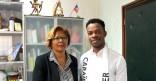 Mister Caribbean 2016 reçu à l'Hôtel de Ville