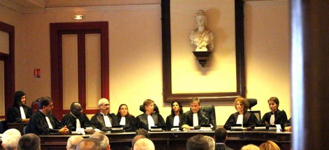 Nouveau président au Tribunal de Grande Instance