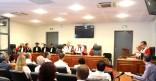 Audience solennelle d'installation à la Cour d'Appel