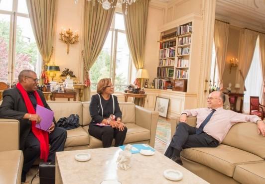 Insécurité, délinquance juvénile : le maire à Paris, en rendez-vous ministériels