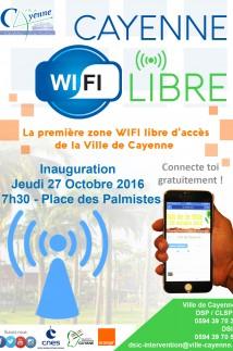 Cayenne wifi libre