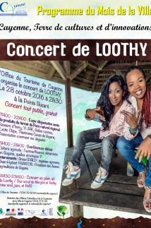 concert de loothy