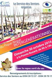 Pique-Nique Intergénérationnel