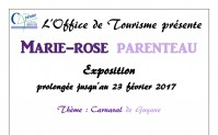 Exposition «Carvanal de Cayenne vu par Marie-rose Parenteau