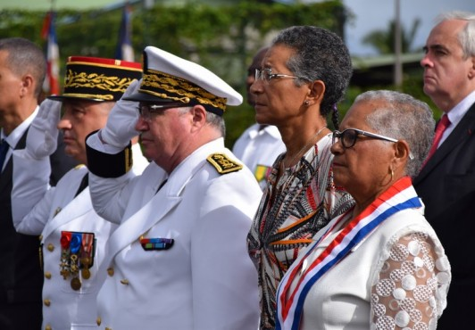 Journée nationale d'hommage aux gendarmes décédés dans l'accomplissement de leur devoir