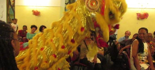 «Cayenne fait son cinéma» spécial nouvel an chinois