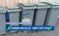 Collectes des déchets La CACL  vous informe