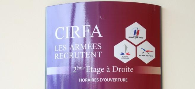 Inauguration des nouveaux locaux du CIRFA