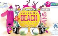 Cayenne Beach Village 10ème édition