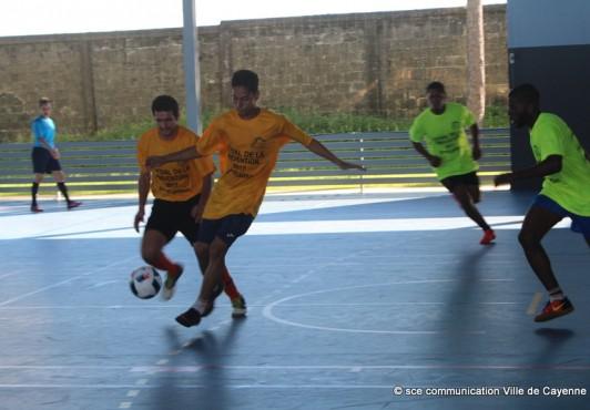 Le Futsal de la Prévention