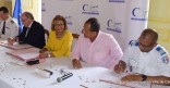 Signature de convention de Coordination de la police municipale de Cayenne et des forces de sécurité de l'État 2017-2020