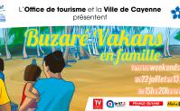 Buzaré Vakans en famille