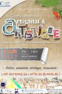 Le Grand Marché Artisanal et Artistique