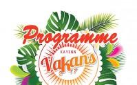 Votre Programme Vakans 2017