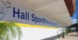 Inauguration du Hall sportif Kévin Sérafin