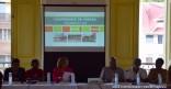 Conférence de presse sur la scolarité 2017-2018