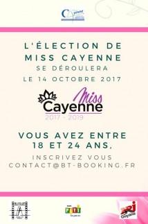 Miss Cayenne