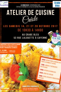 Atelier Cuisine Créole