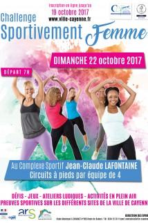 Challenge Sportivement Femme