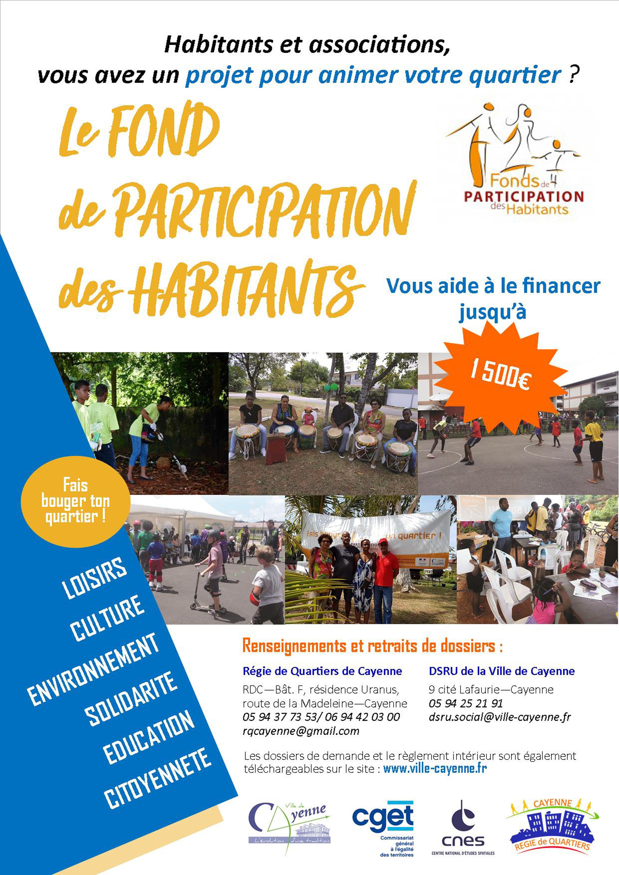 Le Fond de Participation des Habitants