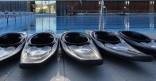 Tournoi de Kayak Polo au Centre Aquatique de Cayenne