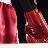 Rencontre de boxe internationale