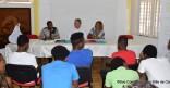 Signature de convention de partenariat pour l'embellissement d'un poste de transformation de la distribution publique d'électricité sur la commune de Cayenne