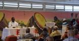 Tapis rouge du Centre Communal d'Action Sociale de la Ville de Cayenne