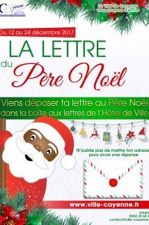 La lettre du Père Noel
