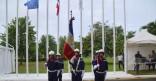 Le Maire de Cayenne participe à la cérémonie de remise de nouveaux matériels d'intervention et de secours aux Sapeurs Pompiers de Guyane