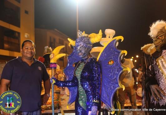 Élection de la Reine du Carnaval 2018