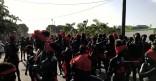 Les «Neg' Marons» dans les rues de Cayenne