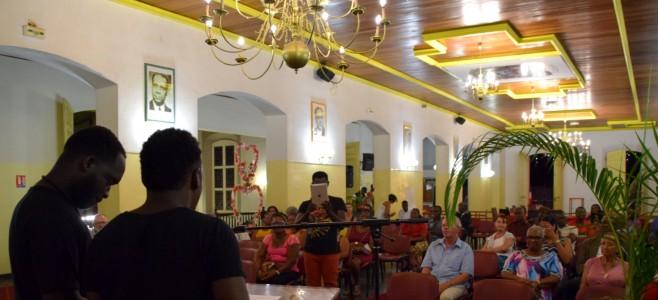 Cayenne fait son cinéma»spécial Haïti»