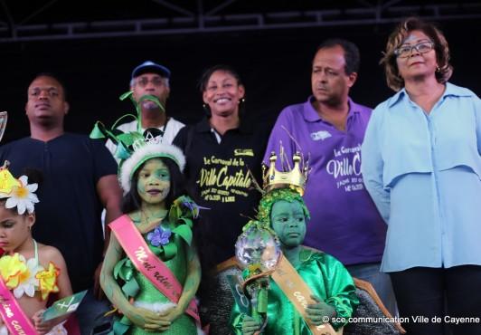 Élection du Mini-Roi et de la Mini-Reine 2018