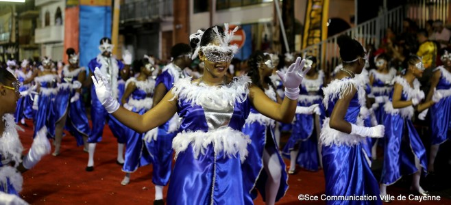 La Grande Parade Nocturne de Cayenne 2018