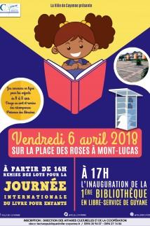 Journée internatinale du livre pour enfants