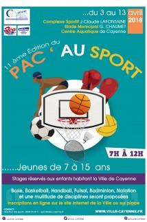 Pac Au Sport
